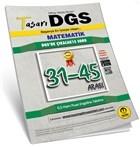 DGS Matematik 31 45 Arası Garanti Soru Kitapçığı