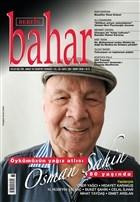 Berfin Bahar Aylık Kültür Sanat ve Edebiyat Dergisi Sayı: 265 Mart 2020