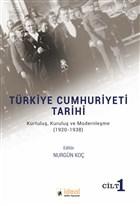 Türkiye Cumhuriyeti Tarihi (Cilt 1)