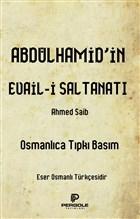 Abdülhamid'in Evail-i Saltanatı