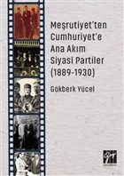 Meşrutiyet'ten Cumhuriyet'e Ana Akım Siyasi Partiler (1889-1930)
