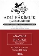 İmtiyaz Adli Hakimlik Çalışma Kitabı - Anayasa Hukuku