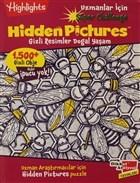 Highlights Uzmanlar İçin Hidden Pictures Gizli Resimler Doğal Yaşam