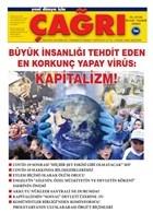 Yeni Dünya İçin Çağrı Dergisi Sayı: 199 Mayıs-Haziran-Temmuz 2020