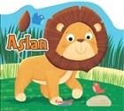 Aslan - Şekilli Kitap