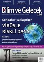 Bilim ve Gelecek Dergisi Sayı: 196 Ağustos 2020