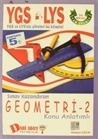 YGS-LYS Geometri - 2 Konu Anlatımlı