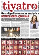 Tiyatro Gazetesi Sayı: 110 Mayıs 2020