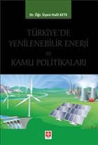 Türkiye'de Yenilenebilir Enerji ve Kamu Politikaları