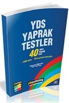 YDS Yaprak Testler