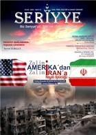 Seriyye İlim Fikir Kültür ve Sanat Dergisi Sayı: 13 Ocak 2020