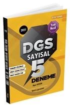 2021 DGS Sayısal Tamamı Çözümlü 5 Deneme