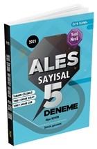2021 ALES Sayısal Tamamı Çözümlü 5 Deneme
