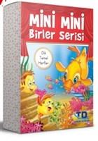 Mini Mini Birler Serisi Dik Temel Harflerle ( 20 Kitap )