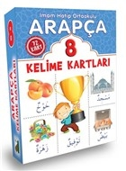 Arapça Kelime Kartları 8. Sınıf