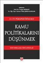 21. YY Perspektifinden Kamu Politikalarını Düşünmek