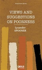 Views and Suggestions on Poorness
