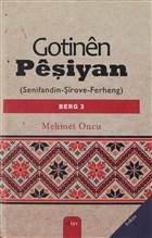 Gotinen Peşiyan - 3. Cilt
