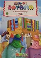 Veda - Hikayeli Boyama Hz. Muhammed'in (s.a.s) Hayatı 10