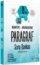 8. Sınıf LGS Mantık - Muhakeme Paragraf Soru Bankası