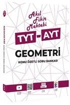 TYT-AYT Geometri Konu Özetli Soru Bankası