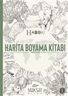 Haboki - Harita Boyama Kitabı 1