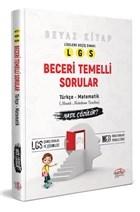 LGS Beceri Temelli Sorular Türkçe-Matematik