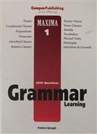Grammar Learning - Maxima 1