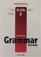 Grammar Test Book - Maxima 2