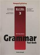 Grammar Test Book - Maxima 3