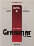 Grammar Test Book - Maxima 4