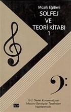 Müzik Eğitimi Solfej ve Teori Kitabı 1