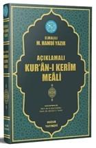 Açıklamalı Kur'an-ı Kerim Meali (Orta Boy)