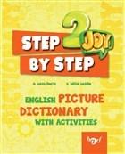 2.Sınıf Step By Step Joy English Picture Dictionary 2019