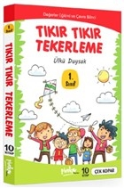 1. Sınıf Tıkır Tıkır Tekerleme (10 Kitap Takım)