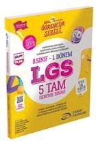 8. Sınıf LGS 5 Tam Deneme Sınavı