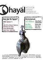Hayal Kültür Sanat Edebiyat Dergisi Sayı: 66 (Temmuz-Ağustos-Eylül) 2018