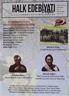 Halk Edebiyatı Dergisi Sayı: 35 Mart-Nisan 2016
