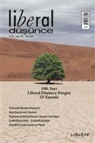 Liberal Düşünce Dergisi Sayı: 100 Güz 2020
