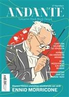 Andante Müzik Dergisi Yıl: 17 Sayı: 166 Ağustos 2020