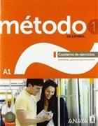 Metodo 1 Cuaderno de Ejercicios A1 - CD (İspanyolca Temel Seviye Çalışma Kitabı - CD)