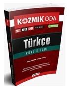 2021 KPSS Türkçe Konu Kitabı