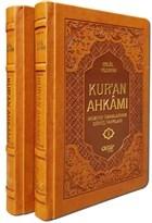 Kur'an Ahkamı (2 Cilt Takım)