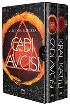 Cadı Avcısı Serisi Kutulu Set (3 Kitap Takım)