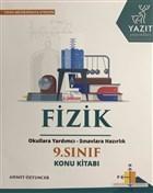 2019 9. Sınıf Fizik Konu Kitabı