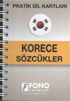 Pratik Dil Kartları - Korece Sözcükler
