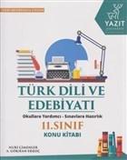 2019 11. Sınıf Türk Dili ve Edebiyatı Konu Kitabı