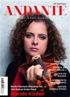 Andante Müzik Dergisi Yıl: 18 Sayı: 172 Şubat 2021