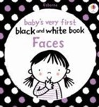 Baby's Very First Black White Faces