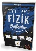 2021 TYT - AYT Fizik Defterim